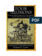 Chandrakirti.four .ILLUSIONS.advice.for .Travelers.on .the .Bodhisattva.path .Buddhism