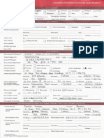 Formulir KPR Niaga