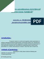 Governing System of 210mw Kwu