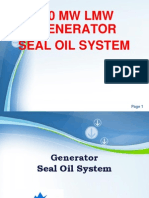 Seal Oil System T