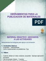 Herramientas Para La Publicacion de Materiales_1