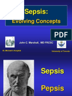 Sepsis Surgery Residents 2012