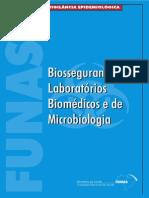Biosseguranca Em Laboratorios Biomedicos e de Microbiologia