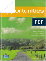 New Opportunities Intermediate Students Book