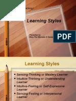Principles of Teaching Report