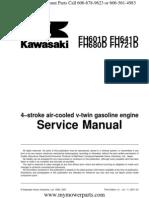 Fh601d Fh641d Fh680d Fh721d Kawasaki Service Repair Manual 99924206002