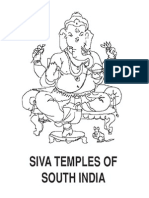 Siva Temples of South India