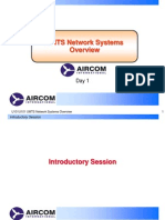 UMTS Network Systems Overview Both Days