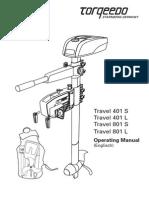 Travel 401-801 English