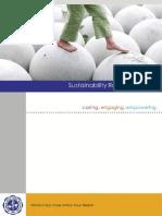 MDH Sustainability Report 2011