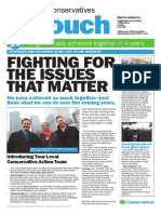 Cubitt Town Newsletter January 2014