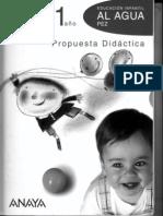 1año Al agua pez  Guía.pdf