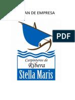 Plan Empresa Stella Maris