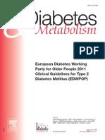 Diabet Guis Clinicas Edwpop