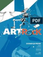 festival Art Rock 2014 - dossier de presse