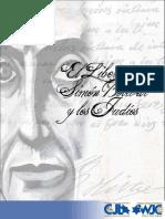 El Libertador Simon Bolivar y Los Judios