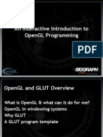 Aula de OpenGL
