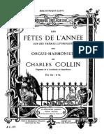 IMSLP316055-PMLP510584-Collin F Tes de l Ann e Sur Des Th Mes Liturgiques