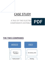 Logistics Case Study