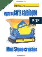 Guidetti MF450 Parts BOOK