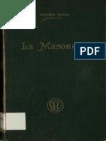 Creus La Masoneria 1899