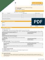 Discharge Authority BankWest 5.10.12
