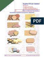 Reflective Pavers & Tiles
