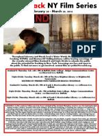Film Series - Don't Frack New York