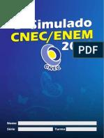 1º SIMULADO CNEC_ENEM 2012