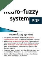 Neuro Fuzzy system