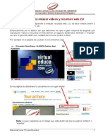 Manual Subir Videos Recursos Web