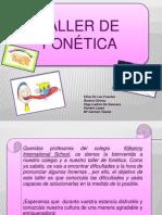 presentacin taller fontica 1