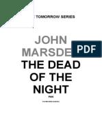 John Marsden - Tomorrow 2 - The Dead of the Night