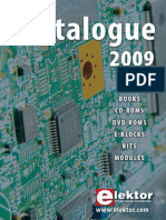 Catalogue 2009