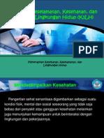 Menerapkan Keselamatan, Kesehatan Kerja Dan Lingkungan H (3)