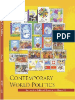 NCERT std'12  Political Science - Contemporary World Politics