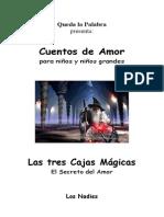 Cuentos de Amor - Las tres Cajas Mágicas