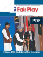 Fair Play - Quarterly Newsletter of Competition Commission of India - Vol. 7