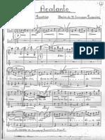Camargo Guarnieri - Acalanto e Cunhatã para voz e flauta