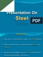 A Seminar On Steel.pptx
