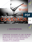 Coctail Recipes