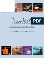 Junkets Publishers 2014 Catalogue