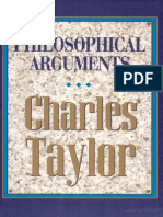 Philosophical arguments - Charles Taylor.pdf