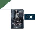 Una Promessa d'Amore (Italian Edition) - Balogh, Mary