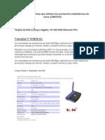 Velocidades y normas que utilizan los accesorios inalámbricos de cisco