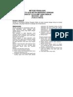 SNI 2003-6431-2000 Metode Pengujian Waktu Alir Beton Berserat Dengan Kerucut Uji Slump Yang Dibalik