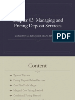Ch03-Managing and Pricing Deposit Services