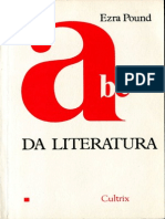 48846066 Ezra Pound ABC Da Literatura Cultrix 1990