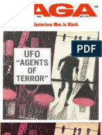 UFO Agents of Terror by John A. Keel