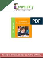 About Community Development Council